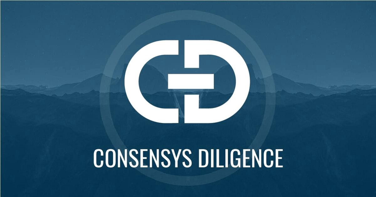 ConsenSys Diligence Ethereum Hacking Challenge