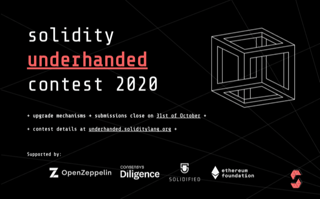2nd Solidity Underhanded Contest